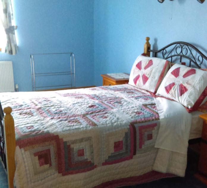 Dunmanway Bed and Breakfast West Cork Double Bedroom