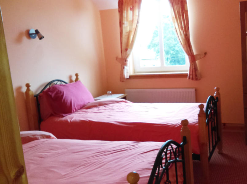 Dunmanway Bed and Breakfast West Cork bedroom